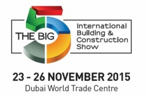 The BIG 5 - International Building and Construction Show 2015